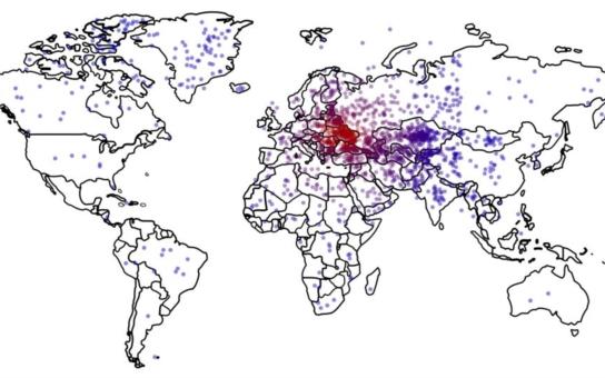 Američané s napětím sledují dění na Ukrajině. Jenže většinou nemají páru, kde vlastně leží, jeden respondent ji umístil do Austrálie