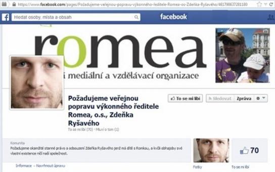 Šok! Na webu je výzva k veřejné popravě známého aktivisty. Náckové vyhrožují i jeho malé dceři a mají prý podporu části Policie ČR