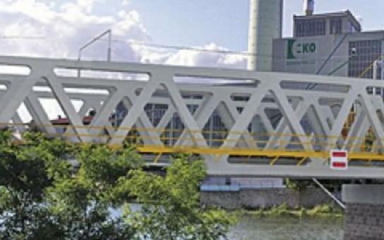 Ostuda jako hrom! Největší německá televize vysílala reportáž o mostu v Kolíně, který zaplatila EU, jenže je úplně k ničemu. Podívejte se na něj