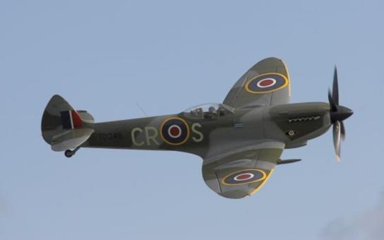 Legendární Spitfire v novém kabátě