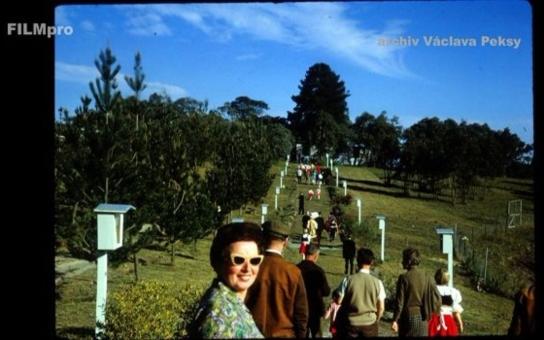 TELEVIZE FILMpro: Víte o tom, že v Austrálii mají Šumavu
