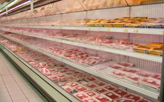 Maso ze zvířat v Bille: Z Německa, chované v Holandsku, zabité ve Francii, prodává Slovensko