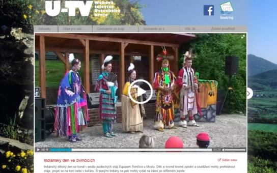 Webová televize Ústeckého kraje je od června nová a moderní
