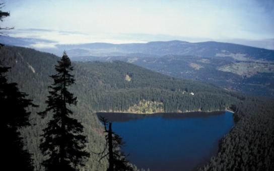 Co doopravdy skrývalo Černé jezero na Šumavě? Půl století už uplynulo od tajné akce StB s názvem Neptun