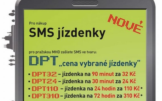 Na SMS jízdenku se v Hradci Králové uskutečnilo už více než 300 tisíc jízd