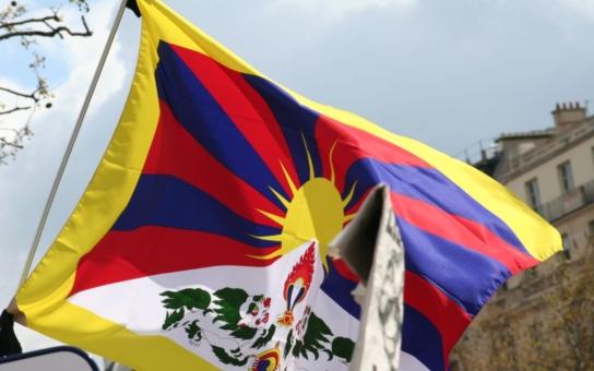 Je to tam mnohem horší, než si umíte představit. Vrátila se z Tibetu a mluvila ve městě, kde primátor nechtěl vyvěsit vlajku. A bylo zle