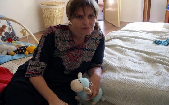 V hotelu Ukrajina jsme se ubytovali náhodou, všichni nás s kolegou Štětinou varovali, že tam budeme úplně mimo dění, vypráví reportérka z Majdanu