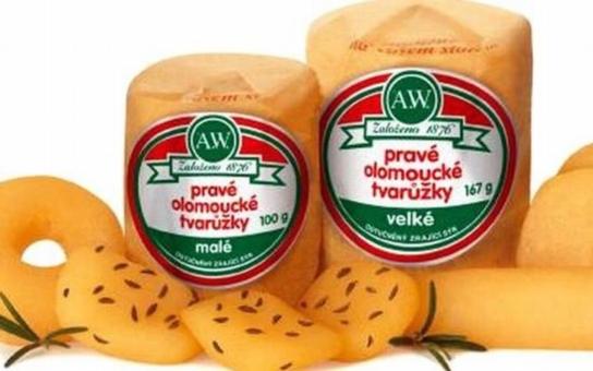 Topkař Polčák k Olomouckým tvarůžkům: V Německu a Rakousku je prý napodobují, nekalé konkurenci musíme bránit