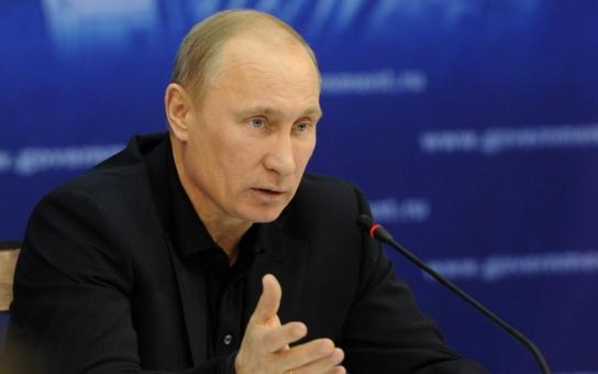 Vyšetřovatelé OBSE? Podle Putina to jsou jen loutky Západu, co o vině rozhodly předem. A kdo má  krev na rukou? Ruský prezident ukázal prstem
