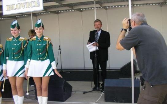 Styděl bych se, kdybych ze strany vystoupil jen proto, že se jí nedaří, říká starosta Blovic. Barvy ODS bude hájit i letos