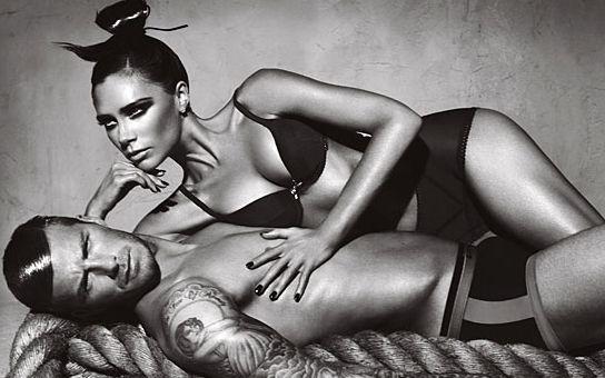 Americký bulvár dnes popsal málo uvěřitelnou dietu manželky Davida Beckhama. Pět soust denně