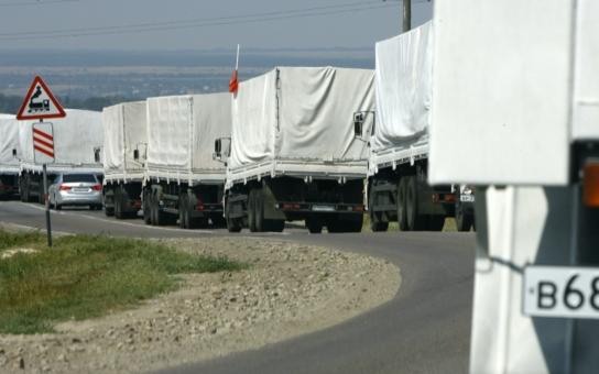 """Putinův """"humanitární útok"""". Tak vidí ruský konvoj známá novinářka Petra Procházková. A invaze..."""