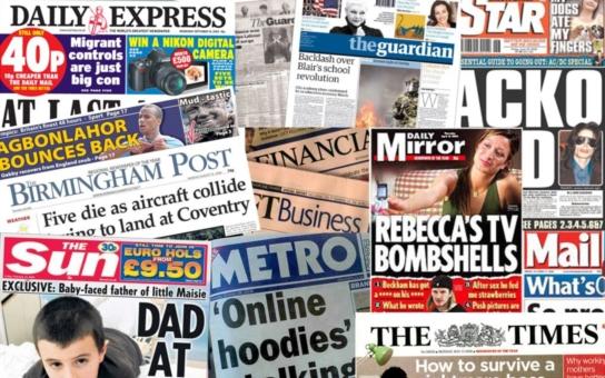 Obě, strany, Rusko i Západ, publikují jen propagandu, ne zpravodajství, jen s obráceným znamínkem, tvrdí britský student z Ukrajiny