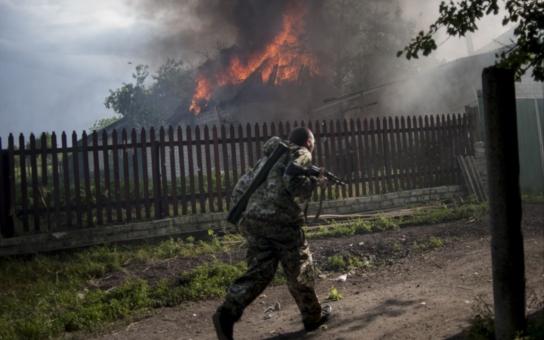 Místní nadšeně bojovali proti Ukrajině, teď Kyjev rozjel čistky. Český reportér píše z míst, které dobyla zpět ukrajinská armáda