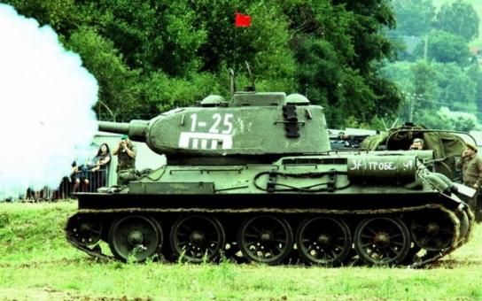 Máme prý být klidní, Česko má třicátou nejsilnější armádu světa. Jenže… Ukrajina má 4112 tanků, my 123