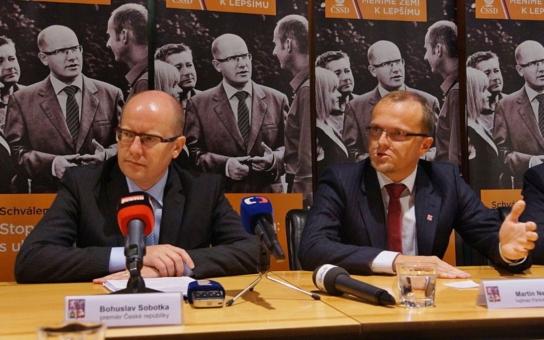 Sobotka a Netolický: R35 do Časů se postaví do roku 2018. Na I/35 bude bezpečněji