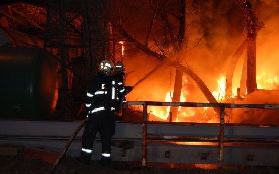 V elektrárně ve Chvaleticích propukl požár. Škoda dosahuje několika desítek milionů korun