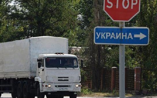 Další humanitární pomoc dorazila do Luhansku. Druhý konvoj projel na Ukrajinu bez problémů