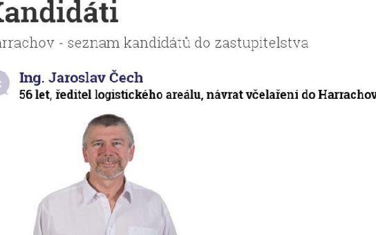Babiš má další problém: Bývalý kontráš kandiduje za hnutí ANO v Harrachově. Bude to dnes ale vůbec někomu vadit?