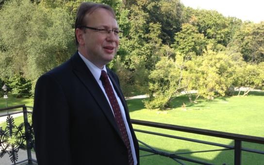 Místostarosta Petr Lachnit zve na pohádkový les v Zahradě Kinských na Praze 5
