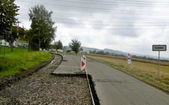 Silnice na Hlinecku se modernizace dočkají letos i příští rok, Pardubický kraj už má nachystané miliony