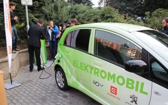 Energii pro elektromobily nabízí také Karviná