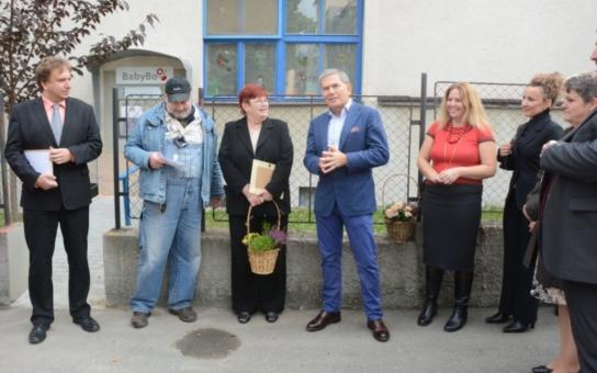 Babybox nové generace v Klaudiánově nemocnici: Mladá Boleslav má šedesátý čtvrtý v pořadí, má klimatizaci a nový systém signalizace