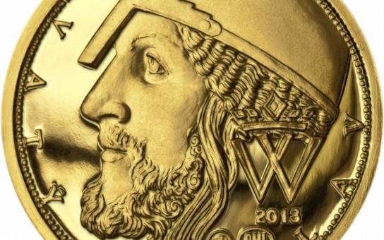 Československé svatováclavské dukáty, ražené poprvé za první republiky, mají dnes obrovskou cenu, třeba i půl milionu korun