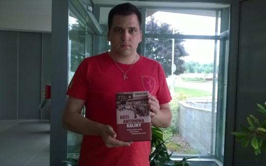 Třebíčský Winton Antonín Kalina získal ocenění od prezidenta Zemana, europoslanec ho chce představit v Bruselu