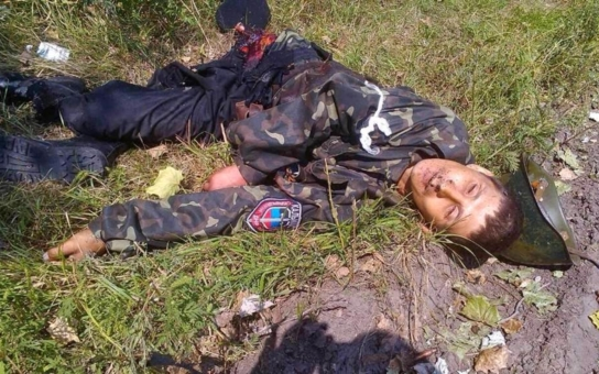 Tragický příběh bojovníka z Donbasu. Novinářky z Rádia Svobodná Evropa zjistili vše o osudech zabitého ruského mladíka