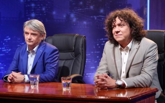 """Suchánek s Genzerem se chlubí cizím peřím. Odkud okopírovali svou """"původní"""" show TGM?"""