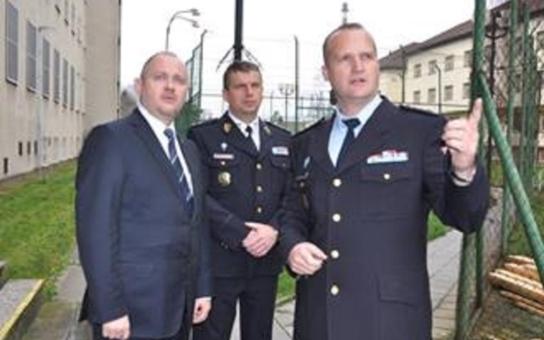 Hejtman Hašek se dostal mezi vězně. Dál chce jednat za účasti šéfky rezortu spravedlnosti