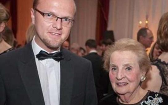 Šarmantní úžasná dáma, pro mě rozhovor s ní byl skutečnou životní událostí, píše hejtman Netolický o Madeleine Albright i své návštěvě USA
