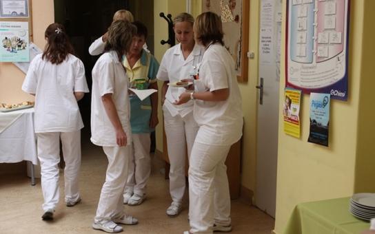 Nemocnice, kde se cítíte v bezpečí? To prý v Pardubickém kraji není jen iluze