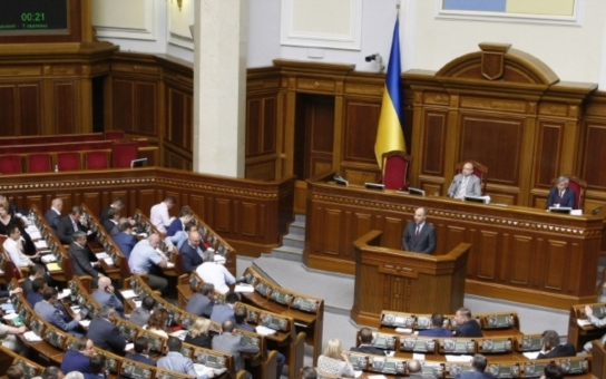 """Ukrajinští novináři se začínají bát, """"dohlížet"""" na ně má nový vládní resort v čele s kmotrem prezidenta... Úkolem žurnalistů je prý totiž kontrapropaganda"""