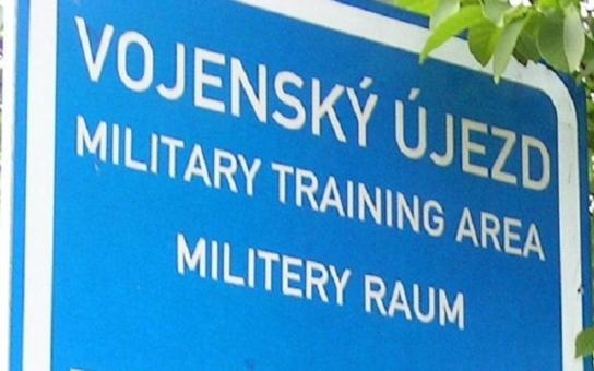 Další vojenský újezd zvedá závory. Kam budeme smět v jižních Čechách už za čtyři roky na houby?