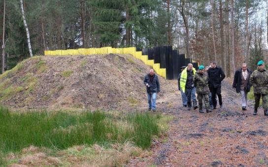 Hejtman Půta: Bezpečnostní rada prověřila šedesát let starý muniční sklad na Frýdlantsku
