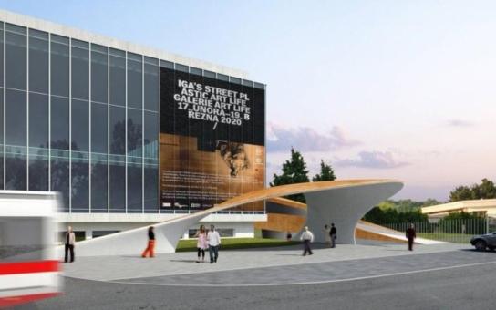 Brněnské výstaviště nemělo uplatnění pro jeden ze svých chátrajících pavilonů. Už ho má, je tak trochu sci-fi