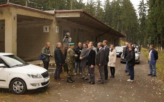 Z areálu ve Vrběticích se munice začíná odvážet v pondělí. Otázkou je, co se stane s opuštěným areálem