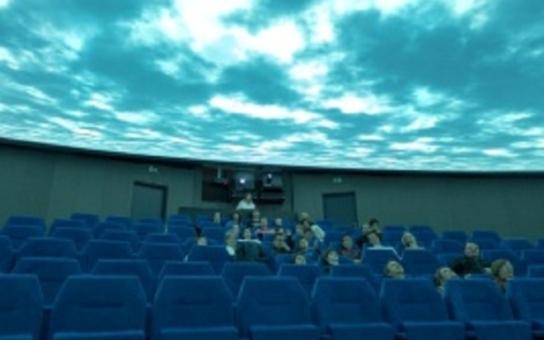 Podívejte se, jak vypadalo otevření Digitálního planetária v Hradci Králové