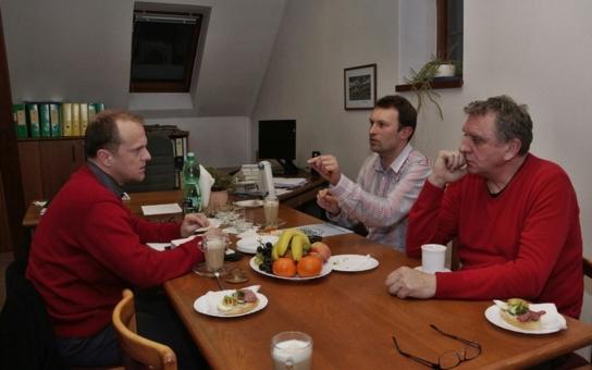 Hejtman Netolický chce jít do společných projektů s Polskem. Kromě jiného by se měly zlepšit silnice v příhraničí