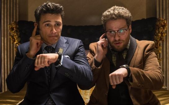 Přepálená fekálně-pubertální komedie, trapný a trapnější … Film, zesměšňující diktátora Kima: Stáhly si ho už dva miliony lidí! Co na tu senzaci ale říkají diváci?