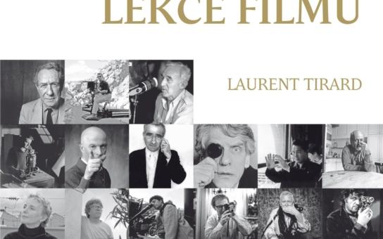 Režisér Mikulášových patálií vyzpovídal 39 světoznámých filmových režisérů a vznikla unikátní kniha Lekce filmu