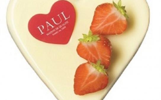 Sladký Valentýn v pekařství PAUL: Tipy pro vás