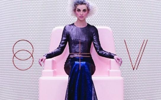 S nominacemi na Grammy a Brit Awards přijede na Colours of Ostrava zpěvačka St. Vincent, jedna z největších hvězd současného rockového písničkářství