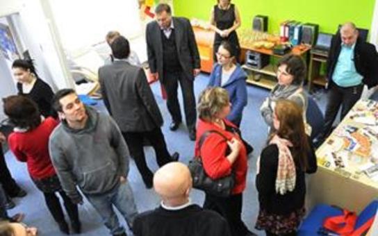 Klub pro děti, které jsou na tom hůř, funguje v Brně v nových prostorách. Terénní pracovníci docházejí i do ubytoven