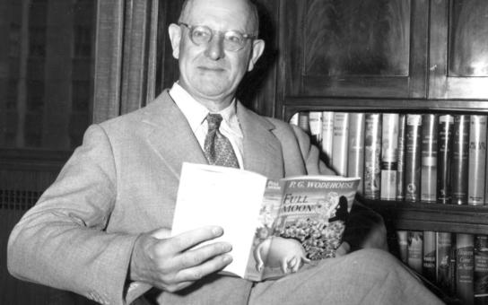 Vypravte se s klasikem humoristického románu  do staré dobré Anglie, poprvé tu vychází knížka P. G. Wodehouse Henry a jeho hosté