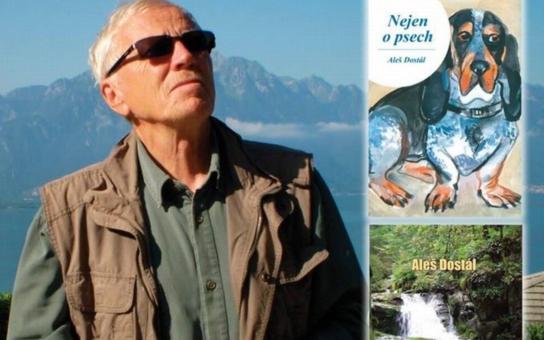 """Nejen o psech s Alešem Dostálem: """"Básník lesa"""" vydává novou knihu povídek"""