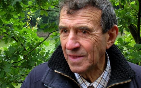 Čestné občanství in memoriam udělí Liberec Františku Peterkovi. Přátelé na něj zavzpomínají u příležitosti nedožitých 95. narozenin