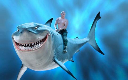 Putin je rváč, který na nás řve: Tak si to pojď rozdat, srabe. Ty měkkej, omezenej, zápaďáckej demokrate! Známý komentátor píše i o krymském přiznání...